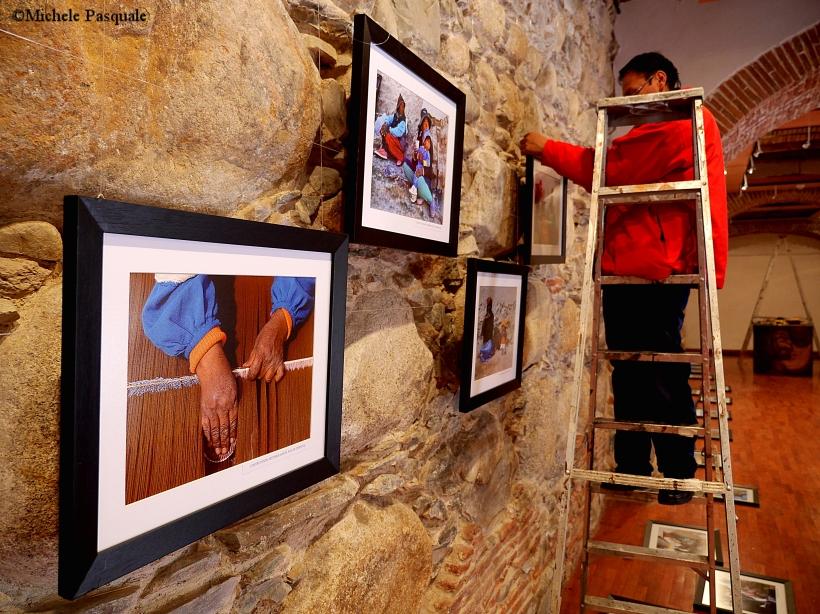 Museo de San Francisco - Photo Exhibit_ _Chipaya, Memorias del Agua y del Viento_ (La Paz, Bolivia - Aug.2017) (6)