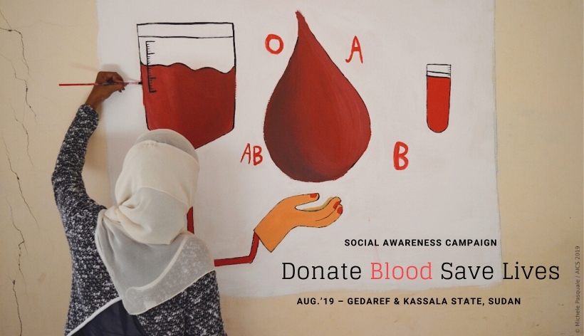 social awareness campaign - blood donation